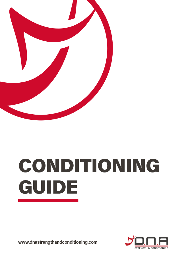 Conditioning Guide Cover