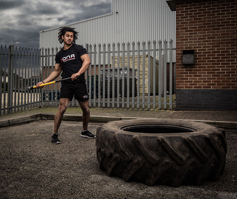 12 Week Ultimate Strength and Conditioning